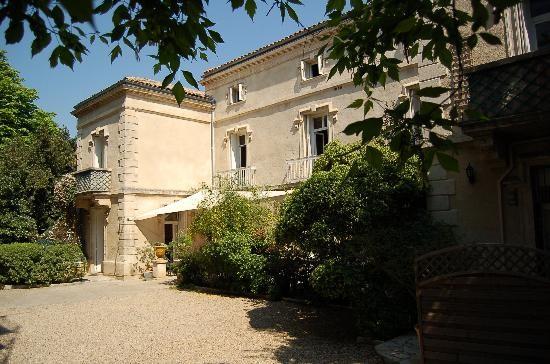 Hôtel du parc à Montpellier