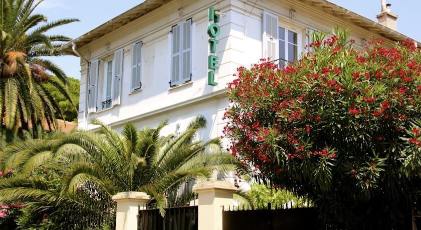 Hôtel-Villa les Cygnes à Nice